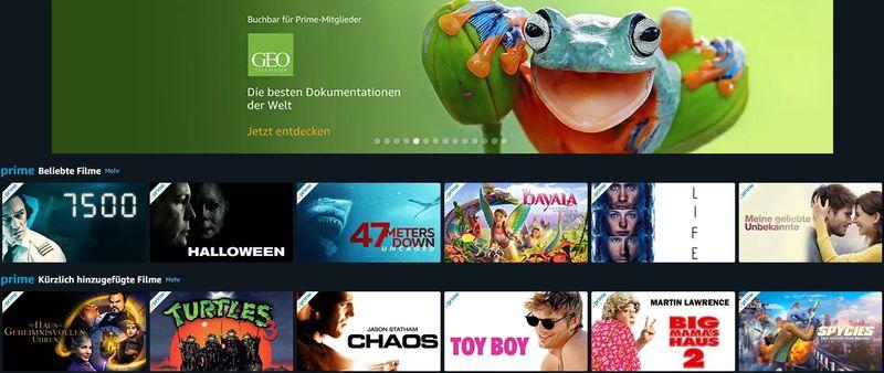 Titelbild: Amazon Prime Video führt Profile in Deutschland ein