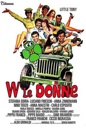 Poster: W le donne