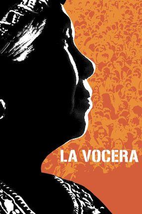 Poster: The Spokeswoman