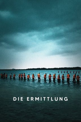 Poster: The Investigation (Der Mord an Kim Wall)