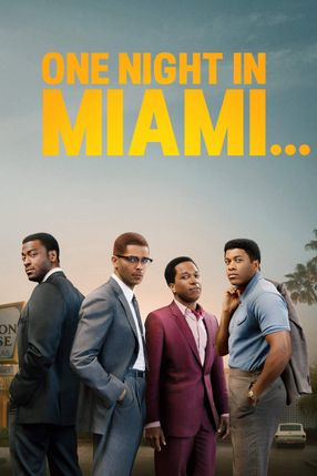 Poster: One Night in Miami...
