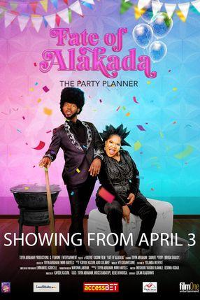 Poster: Fate of Alakada
