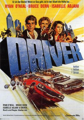 Poster: Driver