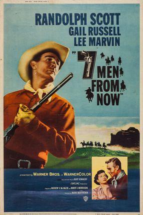 Poster: Der Siebente ist dran