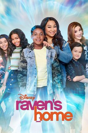 Poster: Raven's Home