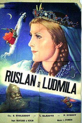 Poster: Ruslan und Ljudmila