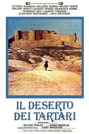 Poster: Die Tatarenwüste
