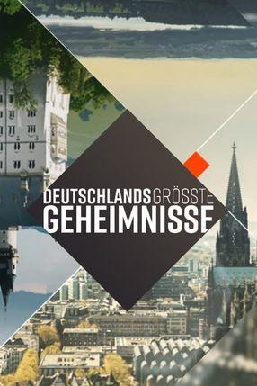Poster: Deutschlands größte Geheimnisse