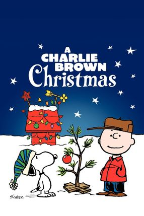 Poster: Die Peanuts - Fröhliche Weihnachten