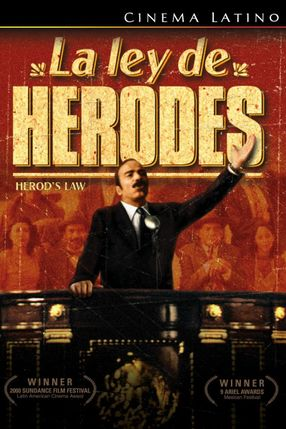 Poster: Herod's Law
