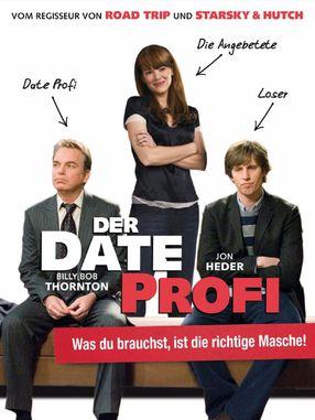 Poster: Der Date Profi
