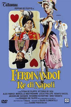 Poster: Ferdinand – König von Neapel