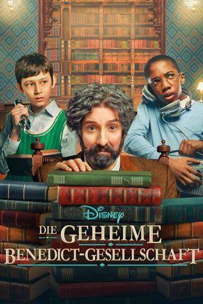 Poster: Die geheime Benedict-Gesellschaft