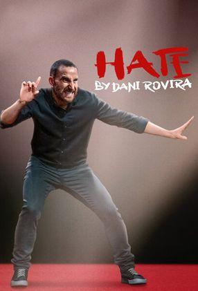 Poster: Odio, de Dani Rovira