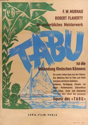Poster: Tabu