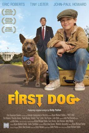 Poster: First Dog - Zurück nach Hause
