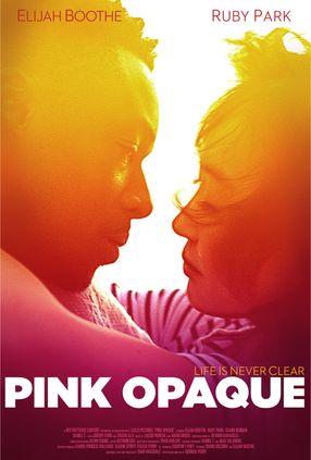 Poster: Pink Opaque