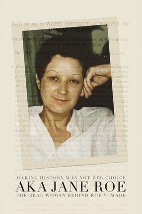 Poster: AKA Jane Roe