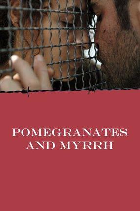 Poster: Granatäpfel und Myrrhe