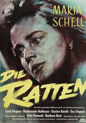 Poster: Die Ratten