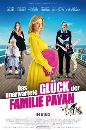 Poster: Das unerwartete Glück der Familie Payan