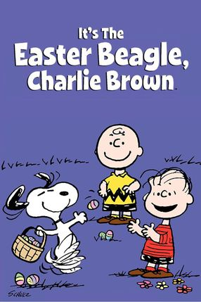 Poster: It's the Easter Beagle, Charlie Brown