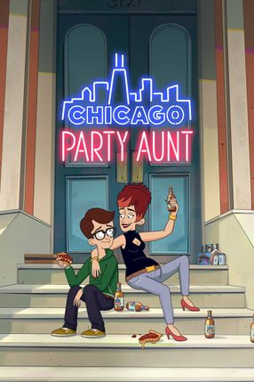 Poster: Chicago Party Aunt