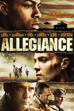 Poster: Before the War: Allegiance