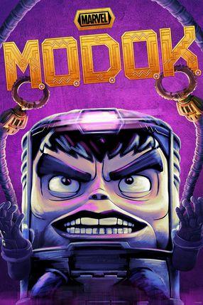 Poster: Marvel's M.O.D.O.K.