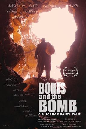 Poster: Boris and the Bomb