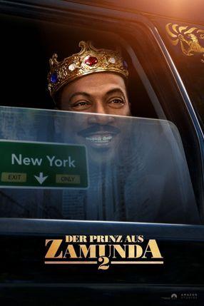 Poster: Der Prinz aus Zamunda 2
