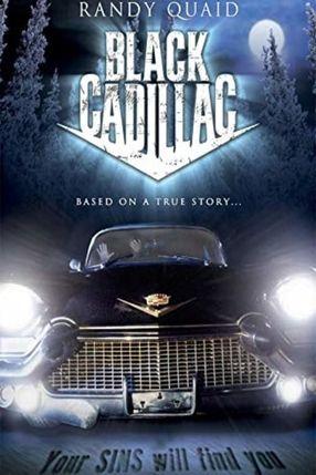 Poster: Black Cadillac