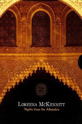 Poster: Loreena McKennitt: Nights From The Alhambra