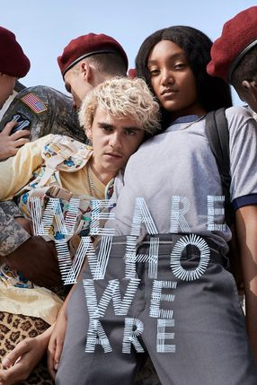 Poster: We Are Who We Are