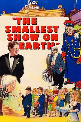 Poster: Die kleinste Schau der Welt