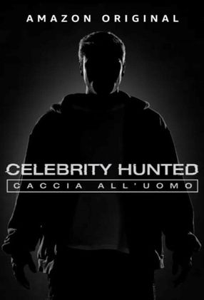 Poster: Celebrity Hunted Manhunt Italy