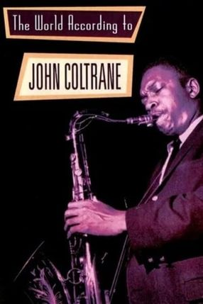 Poster: The World According to John Coltrane