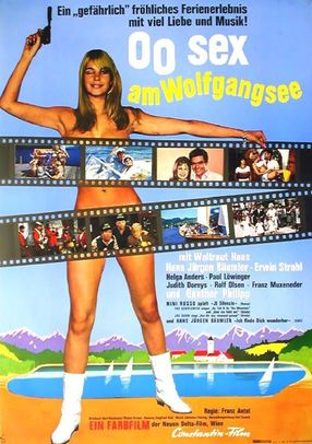 Poster: Happy-End am Wolfgangsee