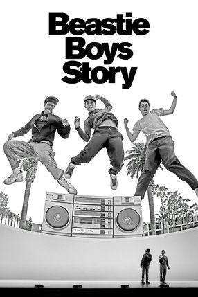 Poster: Beastie Boys Story