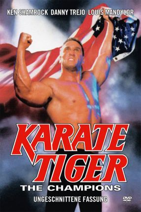 Poster: Karate Tiger 10 - The Champions