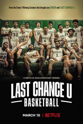 Poster: Last Chance U: Basketball