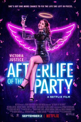 Poster: Gibt es ein Leben nach der Party?