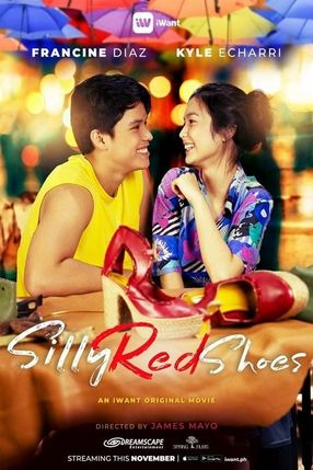 Poster: Silly Red Shoes