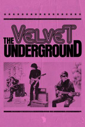 Poster: The Velvet Underground