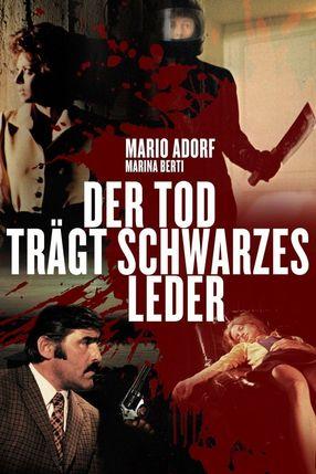 Poster: Der Tod trägt schwarzes Leder