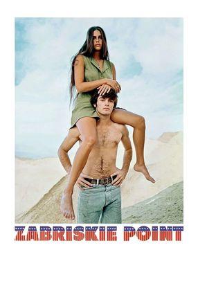 Poster: Zabriskie Point