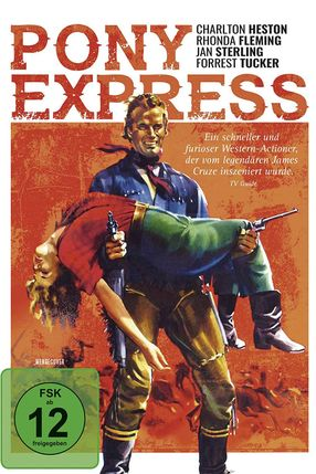 Poster: Pony Express