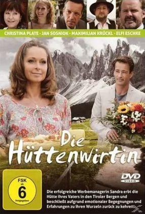 Poster: Die Hüttenwirtin