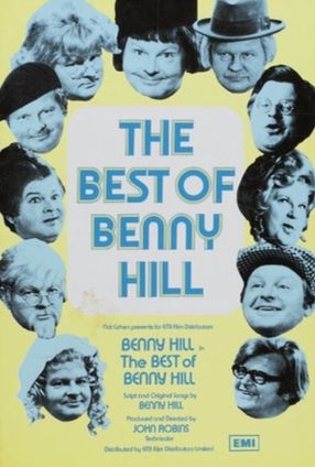 Poster: The Best of Benny Hill