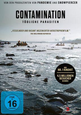 Poster: Contamination – Tödliche Parasiten